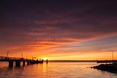 Mönkeberg_Sunset